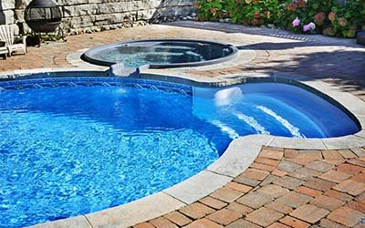 Pool Brick Restoration