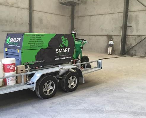 Mobile Blasting Melbourne
